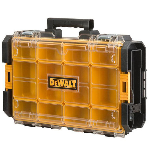 Dewalt DWST08202 ToughSystem 22 in. Case with Clear Lid image number 0