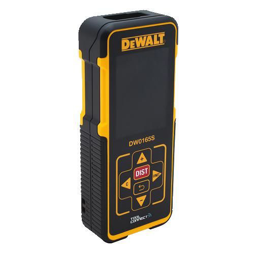 Dewalt DW0165S 165 ft. Bluetooth Enabled Laser Distance Measurer