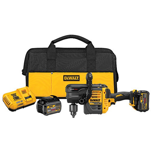 Factory Reconditioned Dewalt DCD460T2R FlexVolt 60V MAX Lithium-Ion Variable Speed 1/2 in. Cordless Stud and Joist Drill Kit with (2) 6 Ah Batteries image number 0