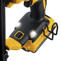 Dewalt DCN680D1 20V MAX Cordless Lithium-Ion XR 18 GA Cordless Brad Nailer Kit image number 8