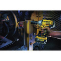 Dewalt DCF899P2 20V MAX XR Cordless Lithium-Ion 1/2 in. Brushless Detent Pin Impact Wrench with 2 Batteries image number 7