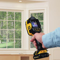 Dewalt DCT416S1 12V MAX Cordless Lithium-Ion Thermal Imaging Thermometer Kit image number 8