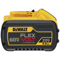Dewalt DCB609-2 20V/60V MAX FLEXVOLT 9 Ah Lithium-Ion Battery (2-Pack) image number 4