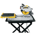 Dewalt D24000 10 in. Wet Tile Saw image number 3