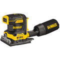 Dewalt DCW200B 20V MAX XR Brushless Lithium-Ion 1/4 Sheet Cordless Variable Speed Sander (Tool Only) image number 1