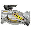 Dewalt DWS713 15 Amp 10 in. Single Bevel Compound Miter Saw image number 6