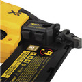 Dewalt DCN680D1 20V MAX Cordless Lithium-Ion XR 18 GA Cordless Brad Nailer Kit image number 12