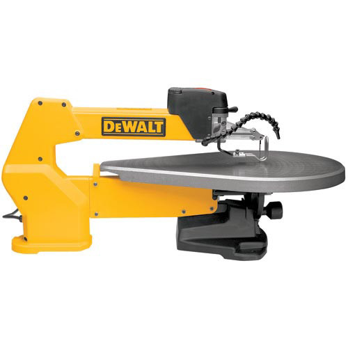Factory Reconditioned Dewalt DW788R 20 in. Variable Speed Scroll Saw