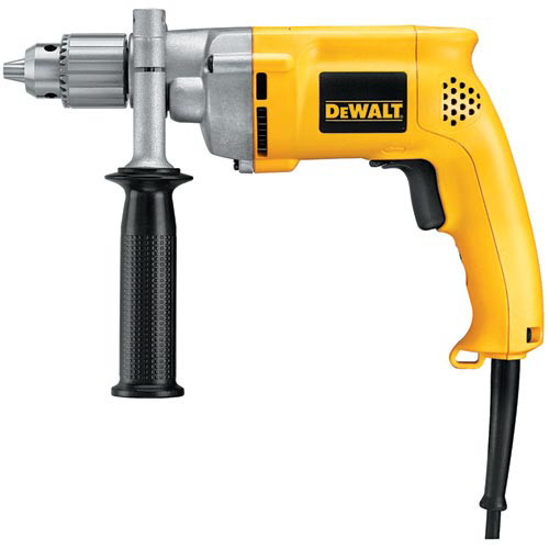 Dewalt DW235G 7.8 Amp 0 - 850 RPM Variable 1/2 in. Corded Drill image number 0