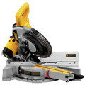 Factory Reconditioned Dewalt DWS779R 12 in. Double-Bevel Sliding Compound Corded Miter Saw image number 7