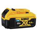 Dewalt DCB205BT 20V MAX 5 Ah Lithium-Ion Battery with Tool Connect image number 1
