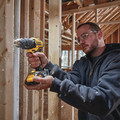 Dewalt DCD709C2 ATOMIC 20V MAX Lithium-Ion Brushless Compact 1/2 in. Cordless Hammer Drill Kit image number 5