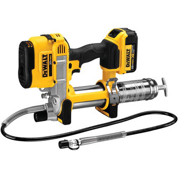 Dewalt DCGG571M1 20V MAX Cordless Lithium-Ion Grease Gun image number 1
