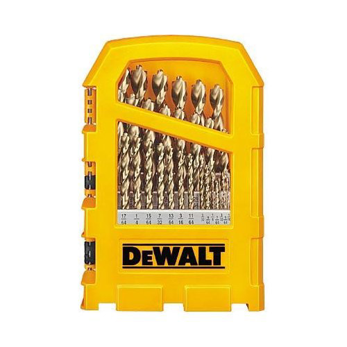Dewalt 115-DW1969 29-Piece Pilot Point and Drill Bit Set