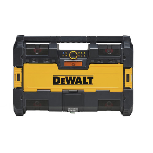 Dewalt DWST08810 ToughSystem Music and Charger System image number 6