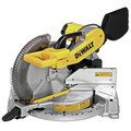 Factory Reconditioned Dewalt DWS716R 15 Amp Double-Bevel 12 in. Electric Compound Miter Saw image number 2