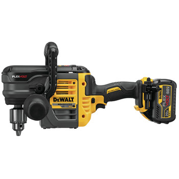 Dewalt DCD460T1 FlexVolt 60V MAX Lithium-Ion Variable Speed 1/2 in. Cordless Stud and Joist Drill Kit with (1) 6 Ah Battery image number 2