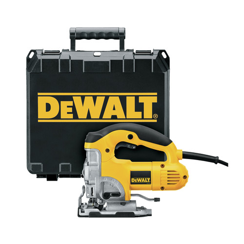 Dewalt DW331K 1 in. Variable Speed Top-Handle Jigsaw Kit image number 0