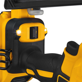 Factory Reconditioned Dewalt DCN660D1R 20V MAX 2.0 Ah Cordless Lithium-Ion 16 Gauge 2-1/2 in. 20 Degree Angled Finish Nailer Kit image number 5