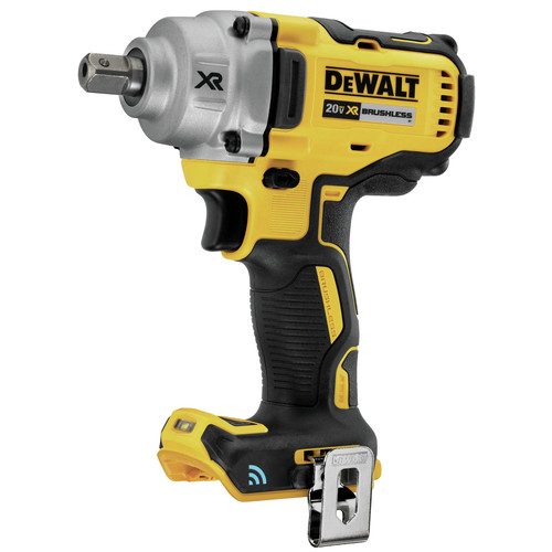 Dewalt DCF896B 20V MAX Tool Connect 1/2 in. Mid-Range Detent Pin Anvil Impact Wrench (Tool Only)