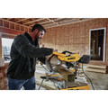 Factory Reconditioned Dewalt DWS716R 15 Amp Double-Bevel 12 in. Electric Compound Miter Saw image number 11