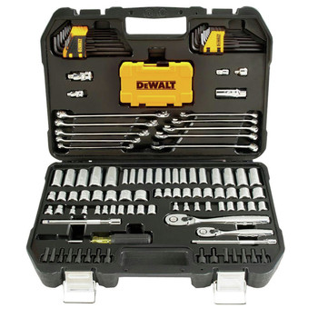 Dewalt DWMT73802 142-Piece Mechanic's Tool Set