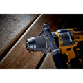 Dewalt DCD999B 20V MAX Brushless Lithium-Ion 1/2 in. Cordless Hammer Drill Driver with FLEXVOLT ADVANTAGE (Tool Only) image number 7