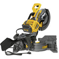 Dewalt DHS790AT2DWX723 120V MAX FlexVolt 12 in. Dual Bevel Sliding Compound Miter Saw Kit with Heavy-Duty Miter Saw Stand image number 7