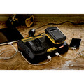 Dewalt DCB102BP 12V - 20V MAX Jobsite Charging Station with Battery Pack image number 5