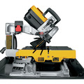 Dewalt D24000 10 in. Wet Tile Saw image number 7