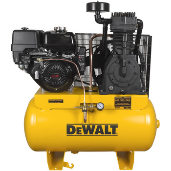 Dewalt DXCMH1393075 13 HP 30 Gallon Oil-Lube Truck Mount Air Compressor