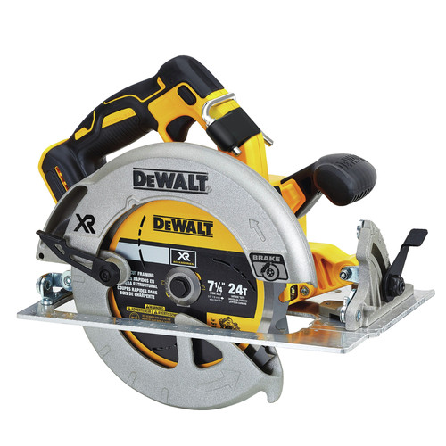 Factory Reconditioned Dewalt DCS570BR 20V MAX 7-1/4 in. CORDLESS CIRCULAR SAW –  TOOL ONLY image number 1