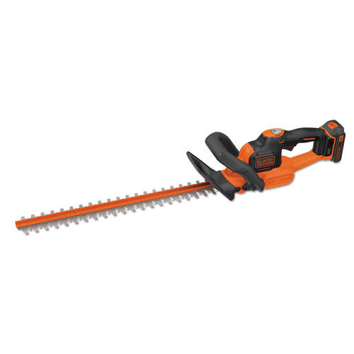 Black & Decker LHT321 20V MAX Cordless Lithium-Ion POWERCOMMAND 22 in. Hedge Trimmer