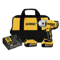 Dewalt DCF899P2 20V MAX XR Cordless Lithium-Ion 1/2 in. Brushless Detent Pin Impact Wrench with 2 Batteries image number 0