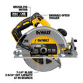 Dewalt DCK483D2 20V MAX XR Brushless Compact Lithium-Ion Cordless 4-Tool Combo Kit image number 3