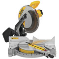 Factory Reconditioned Dewalt DWS715R 15 Amp Single Bevel Compound 12 in. Miter Saw image number 0