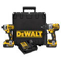 Dewalt DCK299P2 20V MAX XR Cordless Lithium-Ion Hammer Drill & Impact Driver Combo Kit