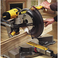 Dewalt DWS709 15 Amp 12 in. Slide Compound Miter Saw image number 3