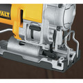 Dewalt DW331K 1 in. Variable Speed Top-Handle Jigsaw Kit image number 7