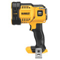 Dewalt DCL043 20V MAX Cordless Lithium-Ion LED Spot Light (Tool Only) image number 1