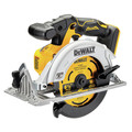Dewalt DCS565B 20V MAX Brushless Lithium-Ion 6-1/2 in. Cordless Circular Saw (Tool Only) image number 2