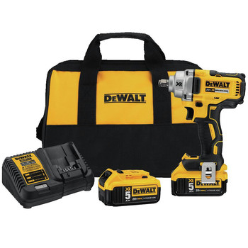 Dewalt DCF894HP2 20V MAX XR 1/2 in. Mid-Range Cordless Impact Wrench with Hog Ring Anvil Kit image number 0