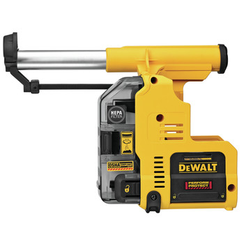 Dewalt DWH303DH Onboard Dust Extractor for 1 in. SDS Plus Hammers