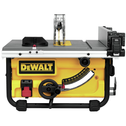 Dewalt dwe7480 10 in 15 amp site pro compact jobsite table saw greentooth Image collections