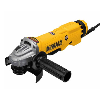 Dewalt DWE43115N 4-1/2 in. - 5 in. High PerformanceTrigger Switch Grinder with No Lock On image number 0