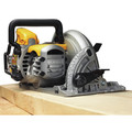 Dewalt DWS535B 7-1/4 in. Worm Drive Circular Saw with Electric Brake image number 10