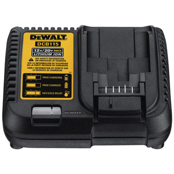 Dewalt DCF899P2 20V MAX XR Cordless Lithium-Ion 1/2 in. Brushless Detent Pin Impact Wrench with 2 Batteries image number 4