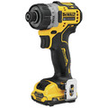 Dewalt DCF601F2 XTREME 12V MAX Brushless Lithium-Ion 1/4 in. Cordless Screwdriver Kit (2 Ah) image number 2