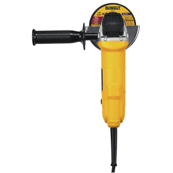 Dewalt DWE4012 7 Amp 4.5 in. Small Angle Grinder with Paddle Switch image number 3