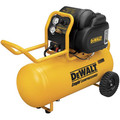 Factory Reconditioned Dewalt D55167R 1.6 HP 15 Gallon Oil-Free Wheeled Air Compressor